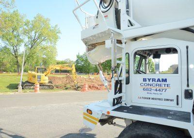 Regeneron Facility Power Line Install, Elmsford, NY